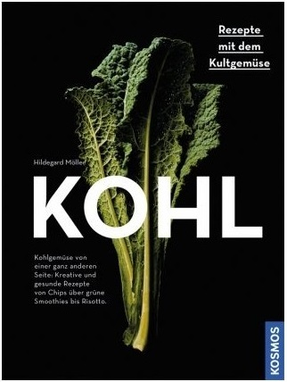 Buch Superfood Kohl
