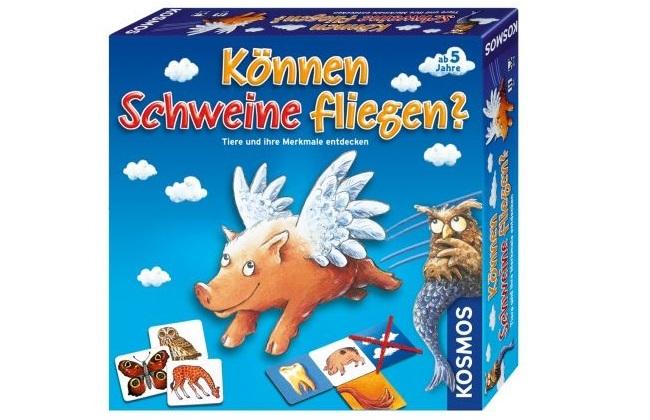 Gesellschaftsspiel Können Schweine fliegen?