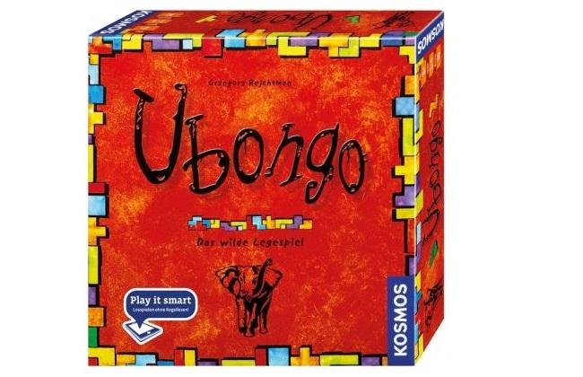 Gesellschaftsspiel Ubongo